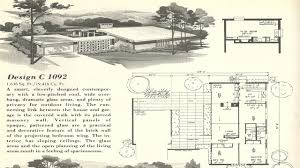 13 mid century ranch home plans mid century modern ranch style
