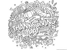 thanksgiving coloring pages for happy thanksgiving