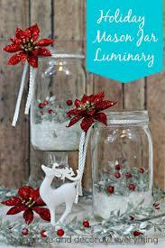 17 weihnachtliche ideen mit gläsern diy bastelideen