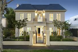 home design builder custom home builder sloping glamorous home design melbourne home