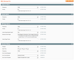 xml sitemap pro magento extension magento extensions by activo