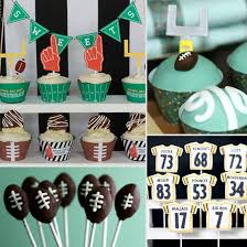 football and super bowl desserts for kids popsugar moms