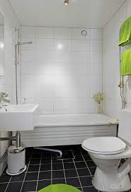 white tiled bathroom ideas bathroom with combination of black and white tile ideas
