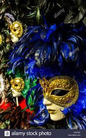 carnival masks carnival masks for sale venice venezia veneto italy europe stock