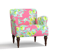 Hadley Bistro Chair Hadley Upholstered Armchair Pottery Barn And Lilly Pulitzer