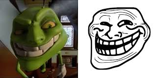 Troll Meme Mask - download meme mask super grove