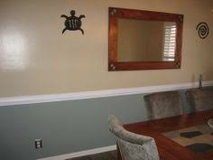 Chair Rail Color Combinations Paint Colors For Dining Room With Chair Rail Chair Rails Even