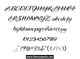 tattoo lettering font generator free nice text tattoo pinterest