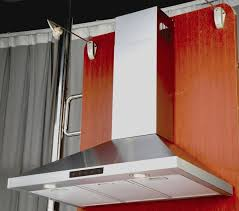 30 inch stainless steel wall hood model stl75 led