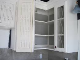 Upper Corner Cabinet Dimensions White Corner Kitchen Cabinet Kitchen Decoration