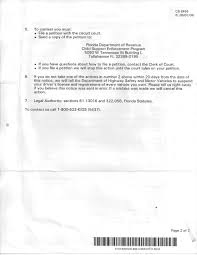 Child Support Letter Agreement Petition Against Driver License Suspension 02 15 2014