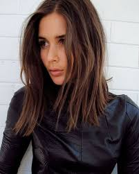 shoulderlength hairstyles could they be put in a ponytail 50 gorgeous shoulder length haircuts shoulder length