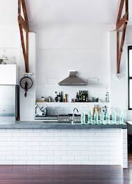 kitchen island variations gorgeous variations on laying subway tile interior design blogs