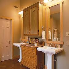 Calming Bathroom Retreats Southern Living - Design master bathroom