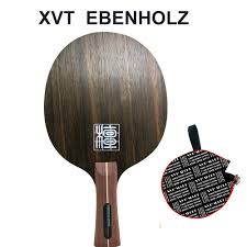 quality table tennis bats sale xvt ebenholz 7 carbon tischtennis blatt ping pong klinge
