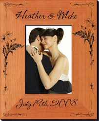 Personalized Wedding Photo Frame Wedding Picture Frames