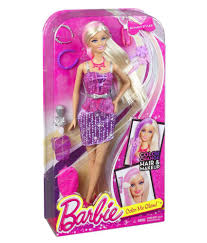 barbie long hair with color change beauty fashion doll buy