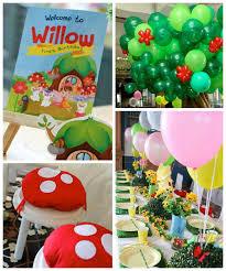 kara u0027s party ideas fairy garden themed birthday party