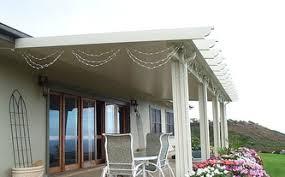 House Canopies And Awnings Aloha Patio Home