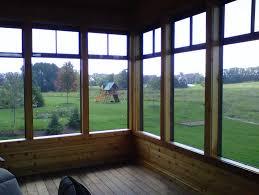 plexiglass panels for screen porch