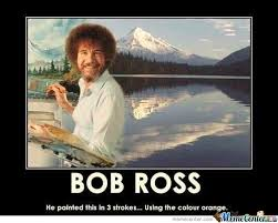 Bob Ross Meme - bob ross by newgeneration meme center