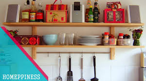 Kitchen Bookcase Ideas New Design 2017 25 Latest Kitchen Shelves Ideas That You May