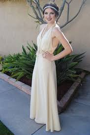 1920s inspired prom dress on the hunt