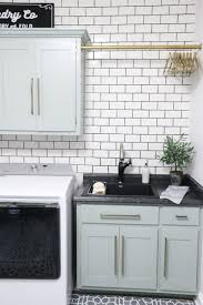 Sink For Laundry Room by Diy Laundry Room Makeover Sincerely Sara D
