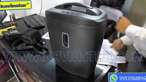 paper shredder machine dealers in delhi personal use youtube