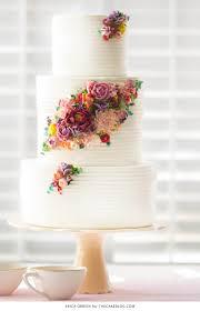 wedding cake flower 2015 wedding cake trends butttercream flowers