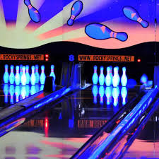 black light bowling near me rocky springs bowling lancaster pa attractions glow bowling