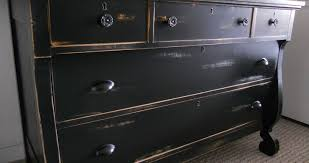 Painting Kitchen Cabinets Black Distressed by Furniture Formidable Black Distressed Furniture Uk Amusing