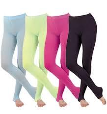 Light Blue Tights Sansha Footless Tights Girls Dance Tights You Go Dancewear
