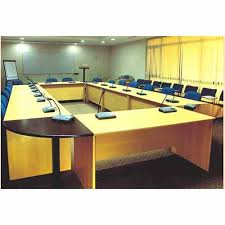 D Shaped Conference Table D Shaped Conference Table At Rs 8370 Conference Tables
