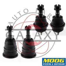 moog new upper u0026amp lower ball joints chevy avalanche silverado