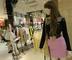 trendy boutique clothing shibuya 109 department store trendy tokyo fashion