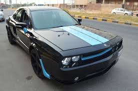 Dodge Challenger Modified - from a ford mondeo to a dodge challenger