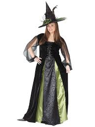 goth maiden witch costume plus size witches halloween costumes