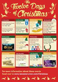 twelve days of christmas at the students u0027 union u2014 university of