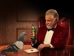 Worlds Most Interesting Man Meme - dos equis s new most interesting man augustin legrand is a knife