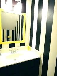 gray and black bathroom ideas grey bathrooms decorating ideas yellow and black bathroom grey