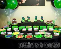 minecraft birthday party minecraft birthday party nothing but country