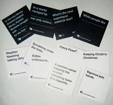 words against humanity cards cards against humanity our in black and white