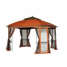 Patio Canopy Home Depot by Patio Gazebos Patio Accessories Patio Furniture The Home Depot