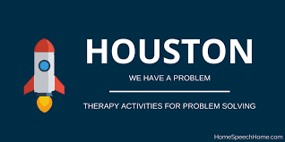 houston we have a problem activities for problem solving