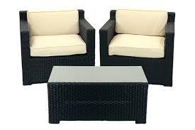 black wicker patio furniture sets black wicker patio furniture roselawnlutheran