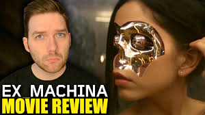ex machina movie review youtube