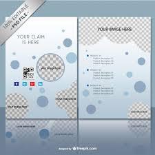 brochure mock up psd file free download