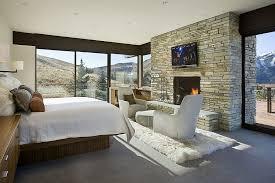 chambre maison chambre maison bois et contemporaine sun valley usa
