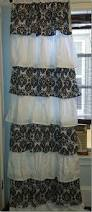 Burlap Ruffle Curtains Modern Unique Ruffle Curtains Priscilla Lace Curtains Ruffle Ombre